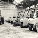 Old crane workshop