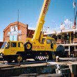 Labrador Horizon with 25 ton Kato